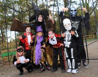 Hair-Raising Fun for Halloween at Stockeld Park