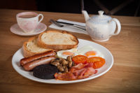 National Breakfast Week at The Cafe at Field & Fawcett