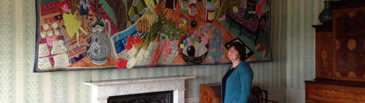 Grayson Perry at Temple Newsam