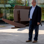 Sir Anthony Caro's 'Lagoon' Sculpture Unveiled in Peterborough